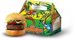 Foto Kidsbox miniburger